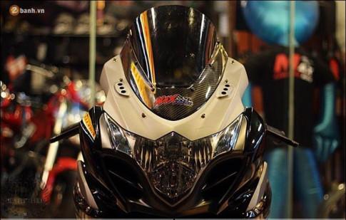 Suzuki Sportbike GSX-R1000 ban do Full Black day khieu goi