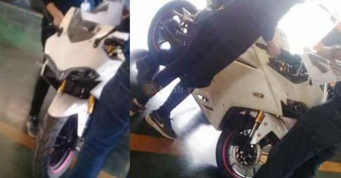 Tiếp tục lộ ảnh 'Ducati Panigale 150' của hãng GPX