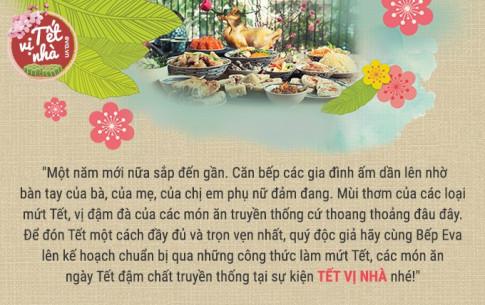 Tu lam keo lac ngot bui, gion tan, khong iu hay chay nuoc dai khach ngay Tet