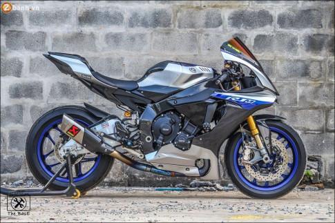 Yamaha R1M ve dep tu co may hang dau gia dinh Yamaha