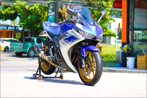 Yamaha R3 'Đàn em' chuẩn mực trong Series YZF-R
