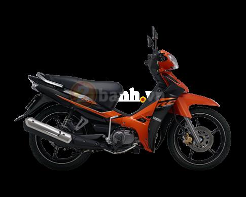 Yamaha Sirius 110 RC 2018 Bổ sung thêm màu sắc Cam mới