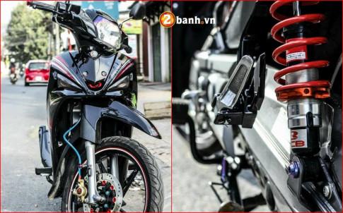 Yamaha Sirius Fi do nhe tao suc hut cua biker Lam Dong