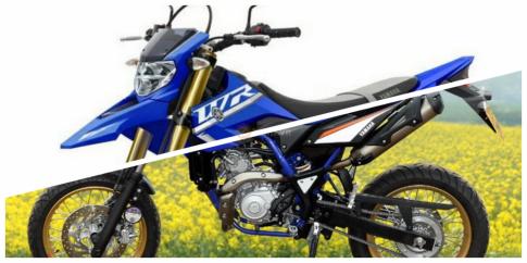 Yamaha WR150X 2018 Dòng xe cào cào chuẩn bị được ra mắt