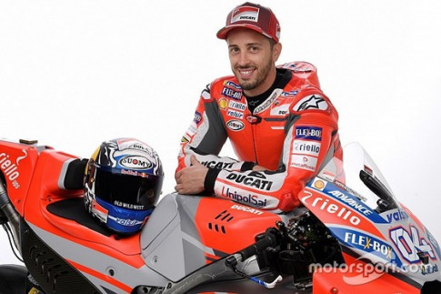 Andrea Dovizioso pha dao ky luc toc do toan cau voi co may Desmosedici