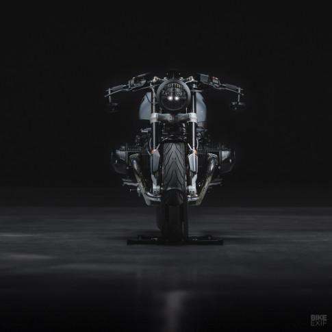 BMW R nineT độ với ý tưởng hoàn toàn mới mang tên Falcon