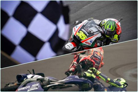 [Clip]Bình luận Crutchlow lên ngôi và hỗn loạn chặng Argentina ở MotoGP 2018 vừa qua