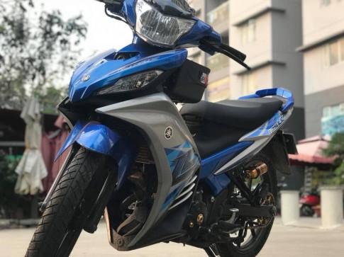 Exciter 135 5 số dọn phong cách Lc 135 mới của thị trường Malaysia