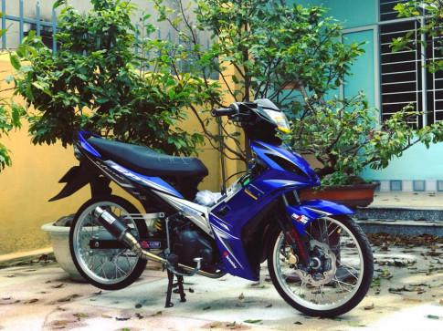 Exciter 135 độ 62zz phong cách zin đến từ Đà Nẵng