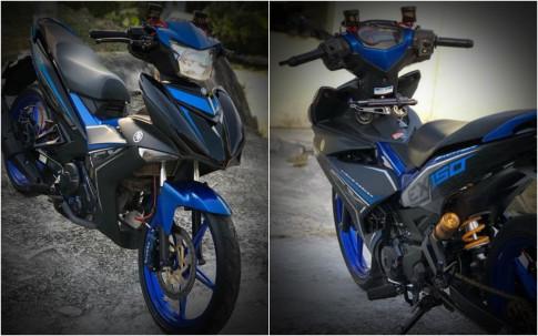 Exciter 150 do don gian day 'goi cam' cua biker nuoc ban