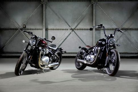 Giá bán chính thức của Triumph 2018 tại thị trường Việt Nam