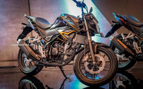 Honda CB150R 2019 Cai tien kieu dang canh tranh 'gat gao' voi Fz155i cua Yamaha
