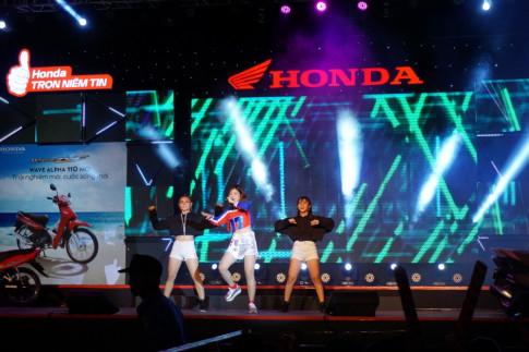 """""""Honda – Trọn niềm tin"""" lần đầu tiên đến với khách hàng các tỉnh phía bắc trong tháng 3/2018!"""