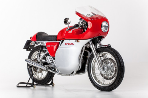 Jawa 350 Special 2018 Ra mắt tại châu Âu