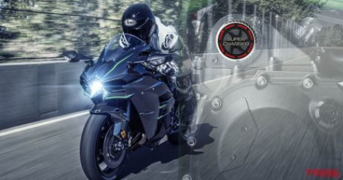 Kawasaki cho ra mat Ninja H2 2019 nang suc manh len den 231PS vao ngay 17/8 toi