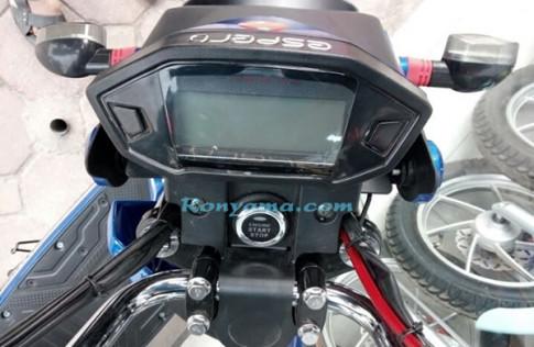 - Lắp đồng hồ xe đạp điện lên xe máy ? tại sao k ?