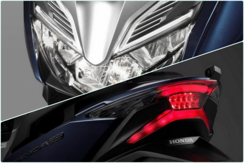 Lộ diện Honda Forza 300 2018 Trang bị nhiều công nghệ hiện đại trước giờ ra mắt