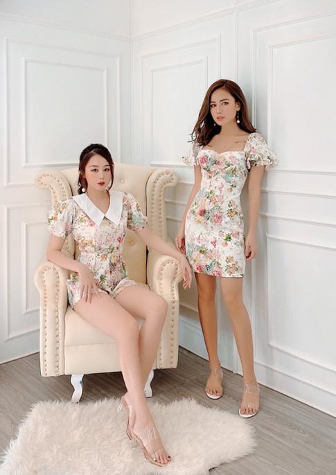 Ngoc Boutique goi y xu huong thoi trang hot girl 2021