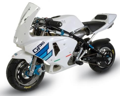 Polini Dreambike động cơ 39cc made in Italia giá 47 triệu đồng, đáng hay ko??