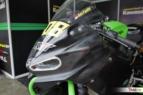 Sau R25 - Kawasaki Ninja 250 nghi ngo thu nghiem cong nghe Ram Air