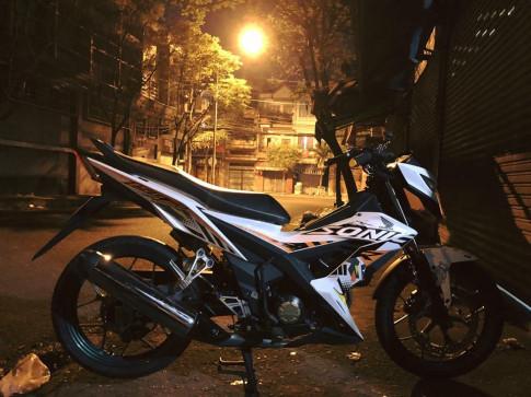 Sonic 150r do cuc dep voi dan do choi kha chat luong