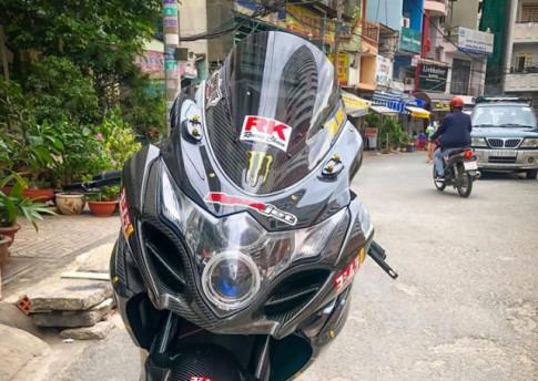 Suzuki GSX-R1000 sieu pham do chat nhu nuoc cat tren dat Viet