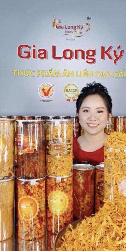Thuc pham Gia Long Ky - Thuong hieu do an vat chat luong, uy tin taiViet Nam