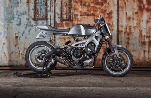 Yamaha MT-09 ban do hoanh trang tu tho may 1996 Biker Custom