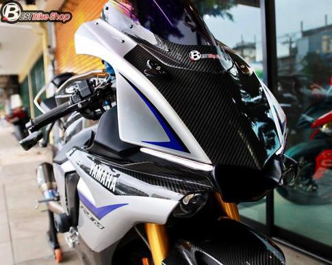 Yamaha R1M phiên bản đặc cách sặc mùi Carbon World