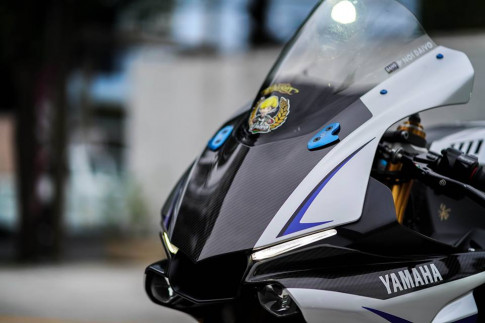 Yamaha R1M thay đổi nhẹ nhàng đầy nổi bật