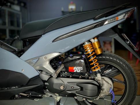 Air blade 110 hồi sinh sau bàn tay của bật thầy độ xe
