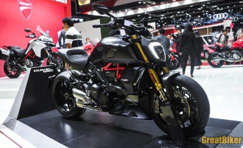 [BIMS 2019] Giá xe Ducati Diavel 1260 được công bố tại thị trường Thái Lan và ĐNÁ