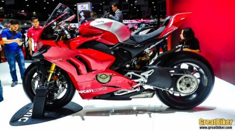 [BIMS 2019] Giá xe Ducati V4 R tại thị trường Đông Nam Á vừa được công bố