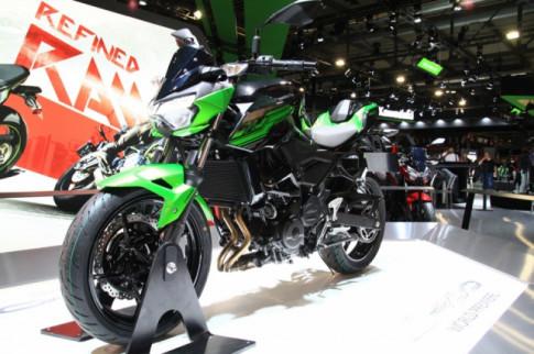 [BIMS 2019] Giá xe Kawasaki Z400 2019 tại thị trường Đông Nam Á vô cùng hấp dẫn
