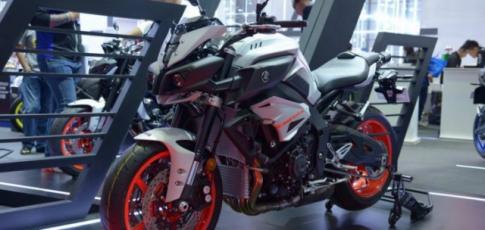 [BIMS 2019] Yamaha MT-10 và MT-07 2019 bổ sung cập nhật mới