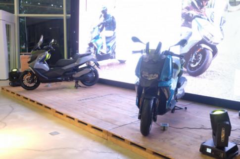 BMW C400X và C400GT chính thức ra mắt thị trường VN với giá từ 289 triệu VND