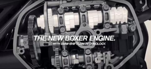 BMW R1250GS sở hữu hệ thống động cơ mới 'Shift Cam Boxer'