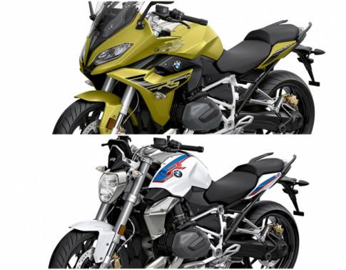 BMW R1250RS / R 2019 cap doi cong nghe niem tu hao cua BMW Motorrad