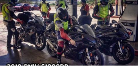 BMW S1000RR 2019 lo dien thuc te tren duong truoc ngay ra mat EICMA 2018