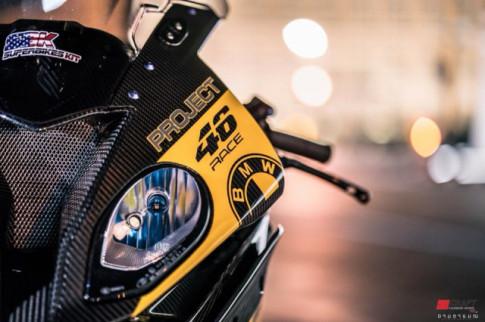 BMW S1000RR Bản độ hồi tưởng trước sự kiện khai tử phiên bản 2018