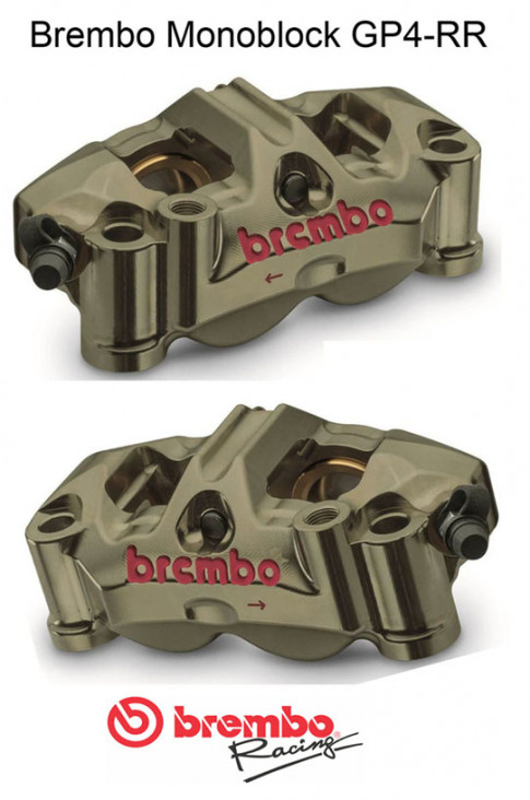 Brembo Monobloc GP4RR: một vài thông tin nho nhỏ về mẫu heo dầu có giá 90 triệu đồng