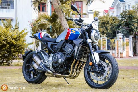 Cận cảnh Honda CB1000R Limited Edition 2019 vừa về Việt Nam