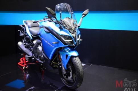 CF Moto công bố 4 mô hình tại Motor Expo 2018 với giá khởi điểm từ 61 triệu VND