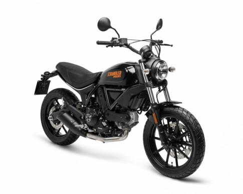 Chi co the mua online voi mau moto moi cua Ducati