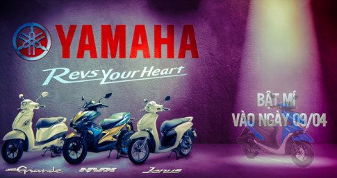 Du doan Yamaha FreeGo 125 2019 se ra mat chinh hang tai VN