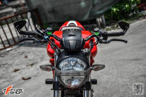Ducati Monster 796 bản nâng cấp hoàn hảo đến từ Furii Shop