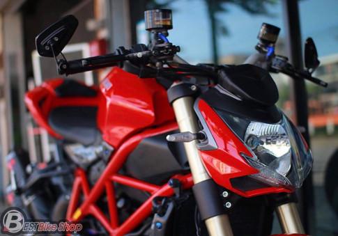 Ducati Streetfighter hồi sinh vẻ đẹp 1 thời với dàn trang bị đình đám