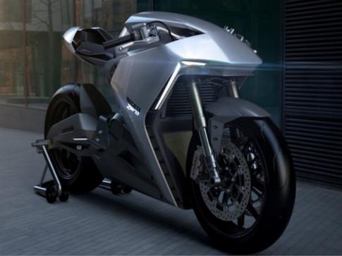 Ducati Zero lộ diện, mở đầu cho công nghiệp chế tạo xe điện tương lai của Ducati