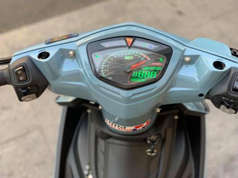 Exciter 135 độ siêu chất lấy ý tưởng từ tông màu đang hot của Click 150
