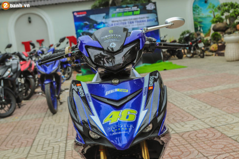 Exciter 150 2019 độ option đồ chơi giá trị gần 150 triệu của biker Cần Thơ